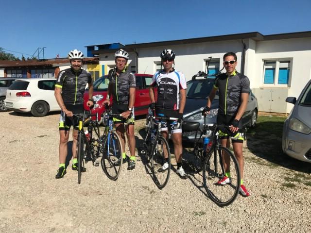 Labinski triatlonci nastupili u Umagu i Zagrebu