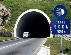 "Kroz tunel ""Učka"" naizmjence"