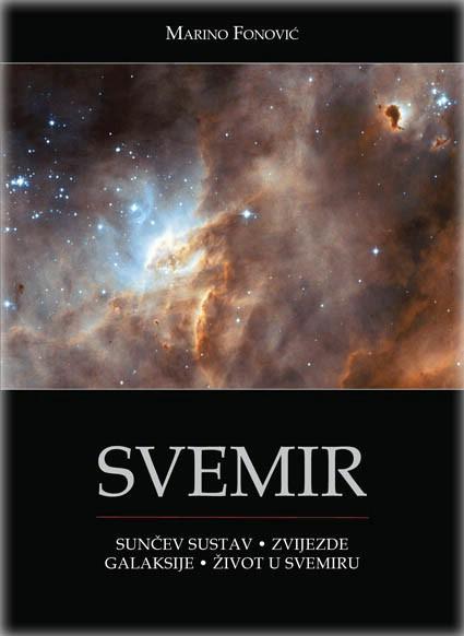 Fascinantna knjiga Marina Fonovića o svemiru