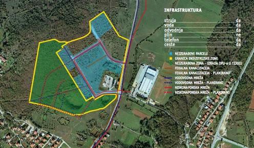 Detaljni plan Poslovne zone Vinež II od danas stupa na snagu