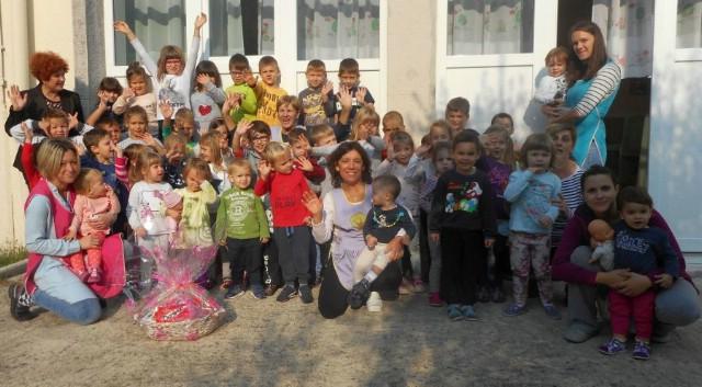 Općinska načelnica posjetila raške vrtićarce u povodu Dječjeg tjedna