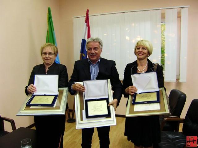 Ovogodišnji laureati preuzeli svoja priznanja