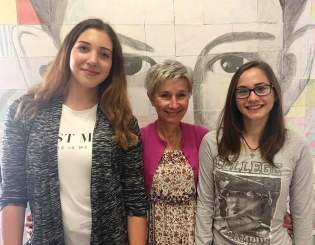 Marta Modrušan i Lana Klobas na državnom turniru mladih prirodoslovaca
