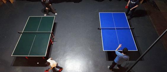 """Predstavljen projekt """"Inicijativa za rekreativno igranje stolnog tenisa u Klubu mladih"""""""