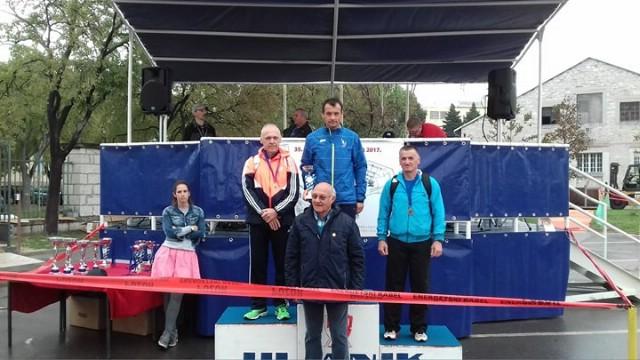Albona Extreme na 35. atletskoj utrci Dan Uljanika