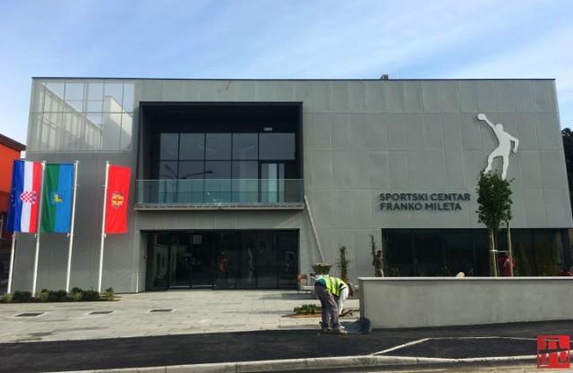 """Danas svečano otvorenje Sportskog centra """"Franko Mileta"""""""