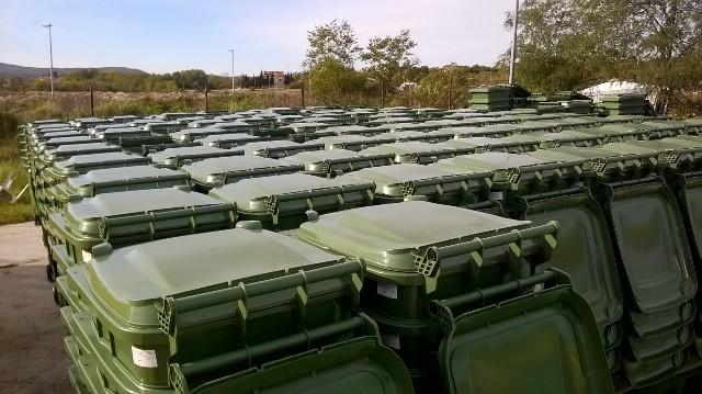 Uskoro nove posude za otpad u Općini Kršan