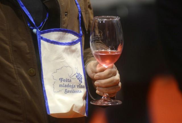 Fešta mladega vina u Savičenti: Najbolje mlado vino ima Baćac z Kukurini