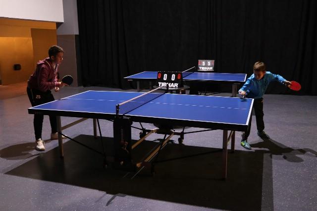 """Projekt """"Inicijativa za rekreativno igranje stolnog tenisa u Klubu mladih"""""""