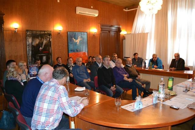 Održan prijem za ravnatelje i mentore u sklopu projekta Balkan junior