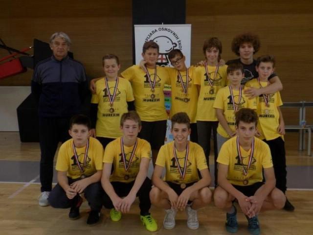10. OOŠL: Ribari deveti puta najbolji, prva nogometna medalja za Čepić u povijesti Olimpijade!