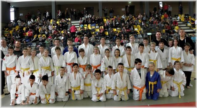 Uspjeh judaša JK Meto Labin na Međužupanijskom judo turniru LABIN 12.11.2017.