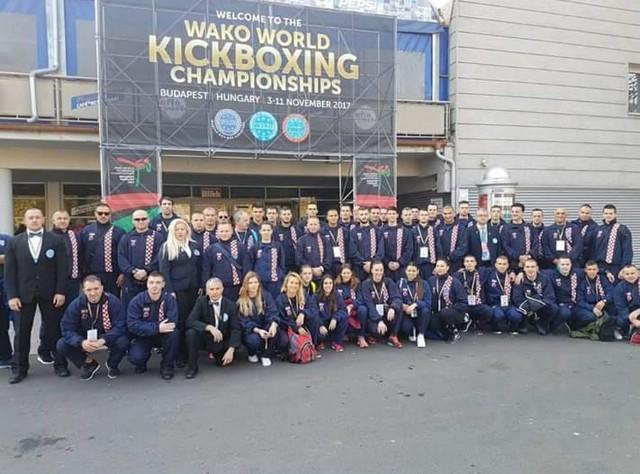 Marino Faraguna bez odličja na Svjetskom prvenstvu u kickboxingu u Budimpešti