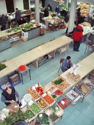 Đir po labinskoj tržnici: Poskupjele klementine