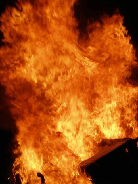 Termo deka uzrok požara u Kršanu