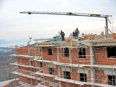 Nakon intervencije građevinske inspekcije prije četiri mjeseca: De Conte dobio sve dozvole