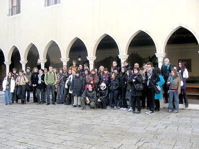 Labinski srednjoškolci sudjelovali u Veneciji na predstavljanju projekta »Prvih 500 godina Marina Držića«