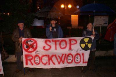 Prosvjed zbog Rockwoola, Županija traži neizdavanje uporabne dozvole!