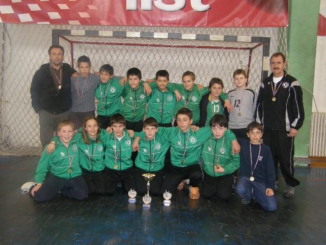 Rukometni turnir za Dan rudara: Dječaci Mladog rudara pobjednici turnira