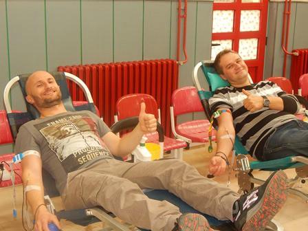 Održana posljednja ovogodišnja akcija dobrovoljnog darivanja krvi - prikupljeno 42 doze krvi