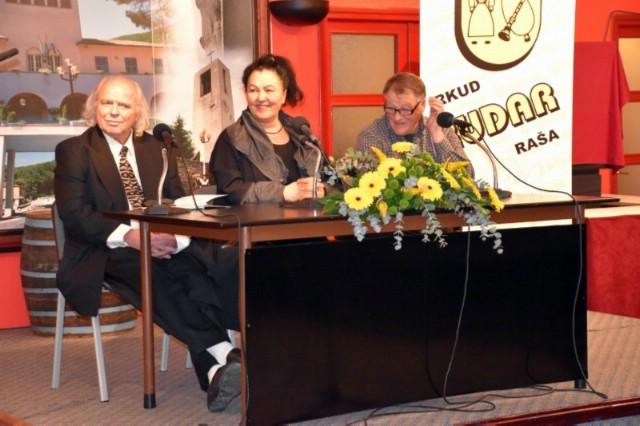 Poezija i glazba za 80 godina Raše