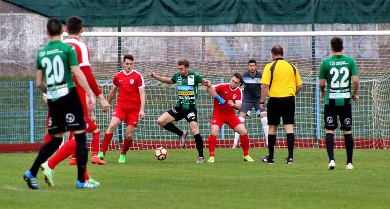 Nogomet: Kovari potučeni do nogu kod posljednje momčadi lige