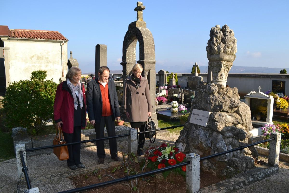 Obljetnica smrti Giuseppine Martinuzzi
