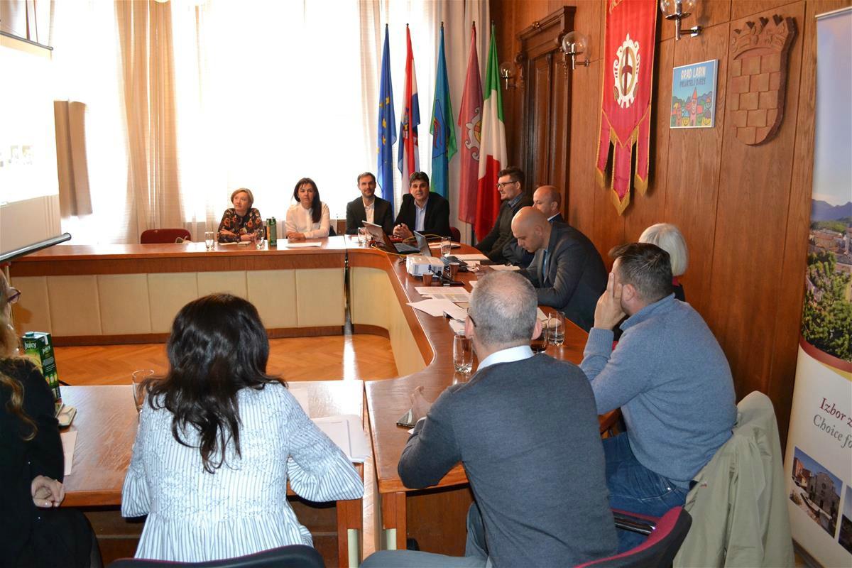 Gradu Labinu dodijeljeno priznanje za grad s povoljnim poslovnim okruženjem