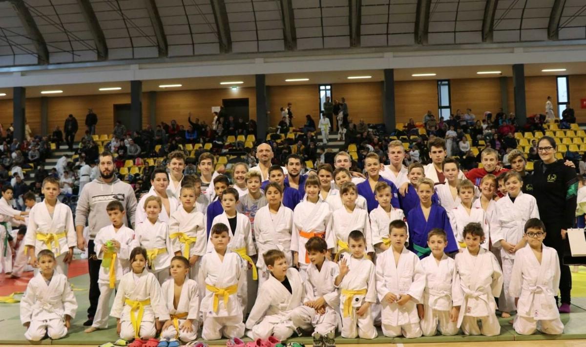 Judo klub Ippon Labin u ukupnom poretku zauzeo 2. mjesto na Prvenstvu Istre u Labinu