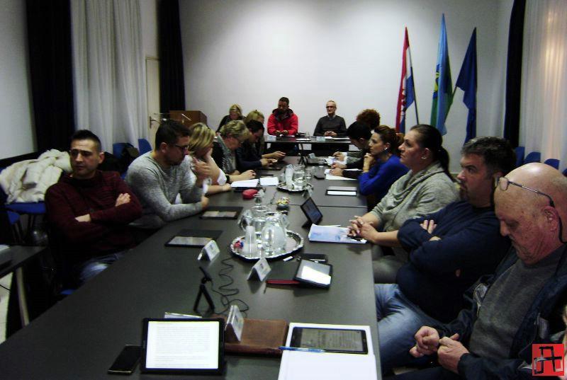 Od 1. siječnja zamjenica načelnice Raše Tina Damjanić funkciju će obavljati profesionalno