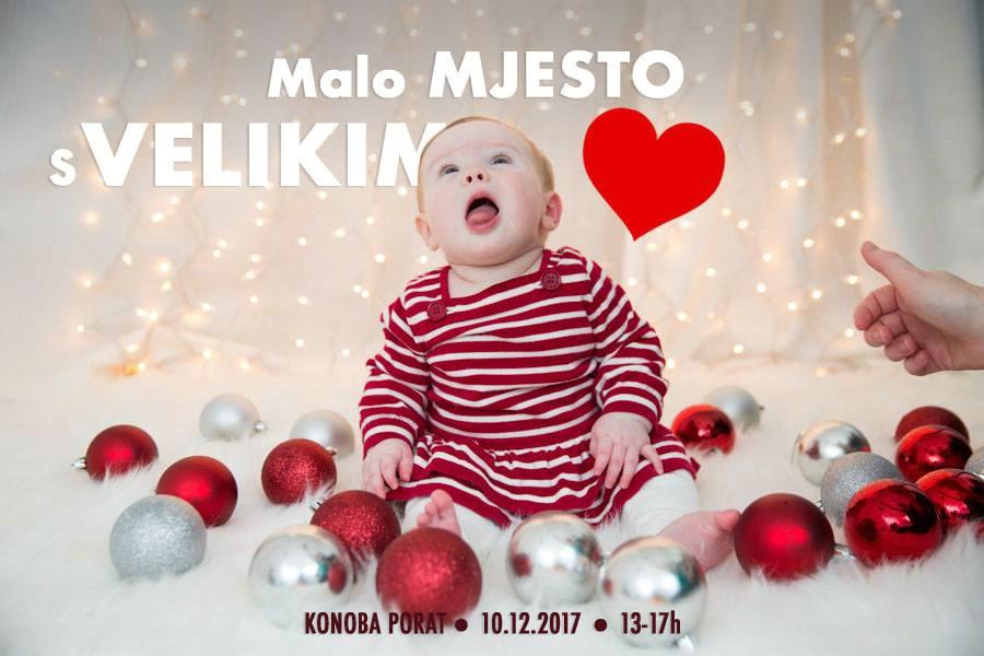 Malo mjesto s velikim srcem: Uljepšajmo Božićne blagdane prekrasnim mališanima: Mari, Roku i Dori Čakić