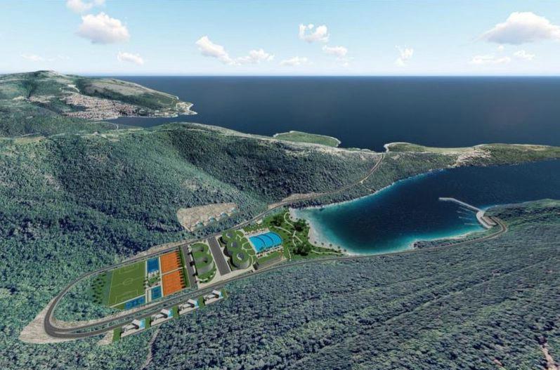 Počela prodaja Prloga - pogledatje kako izgleda impozantan projekt Luxury Resort u netaknuom dijelu Labinštine