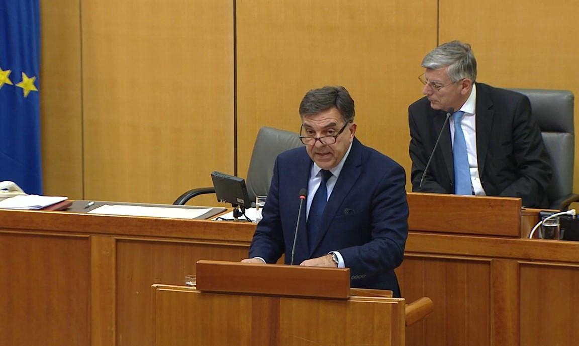 Demetlika: Neulaganje u razvijene regije šteta je za cijelu Hrvatsku