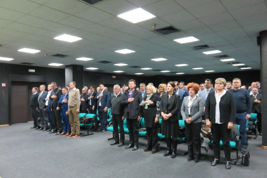 Načelnica Raše Glorija Paliska izabrana za dopredsjednicu Udruge općina u RH