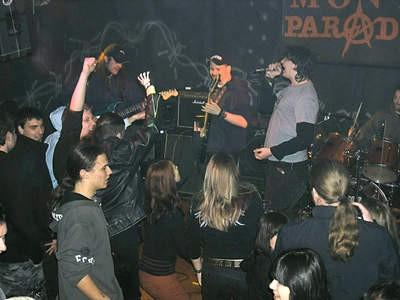 Hardcore, punk i turbo folk u Podzemlju Rojca