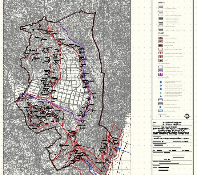 Općina Kršan intenzivno radi na donošenju prostornih planova