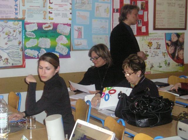NEDEŠĆINA: STRUČNI SKUP:Odgoj i školovanje gluhe i nagluhe djece u redovitim odgojno-obrazovnim programima