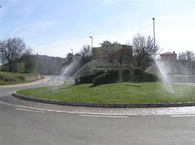 Proljetno hortikulturno uređenje Grada Labina