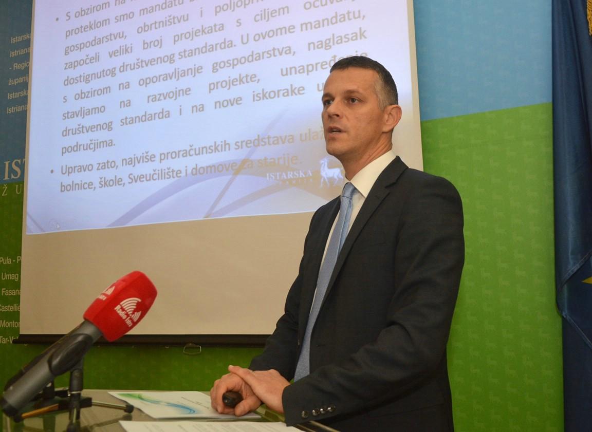 Najveće investicije iz obrazovanja Istarske županije u 2017. su obnova raške osnovne škole i labinske srednje škole