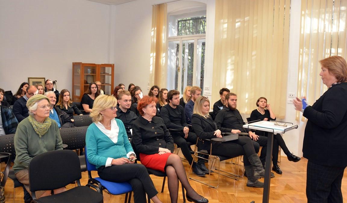 Na pulskom sveučilištu održana manifestacija u čast skladatelju Matki Brajša Rašanu rodom iz Pićna