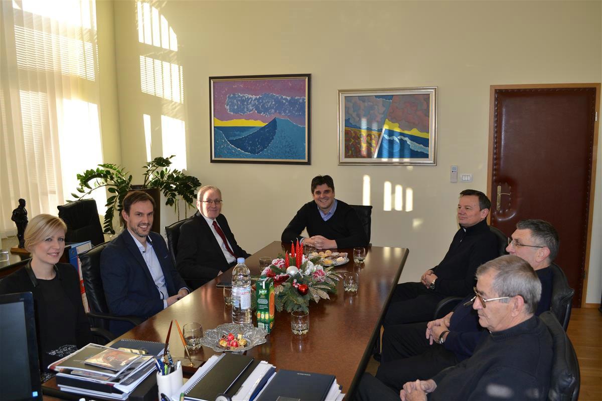 Prijem za predstavnike vjerskih zajednica Grada Labina