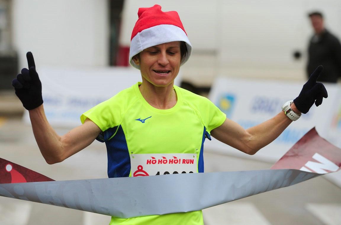 Ho ho ho run! Luka Paliska obranio naslov na 5 km, Barbara Belušić prva dama na 10 km