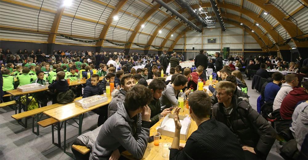 NK Rudar održao svoju tradicionalnu Zelenu Noć za kraj godine