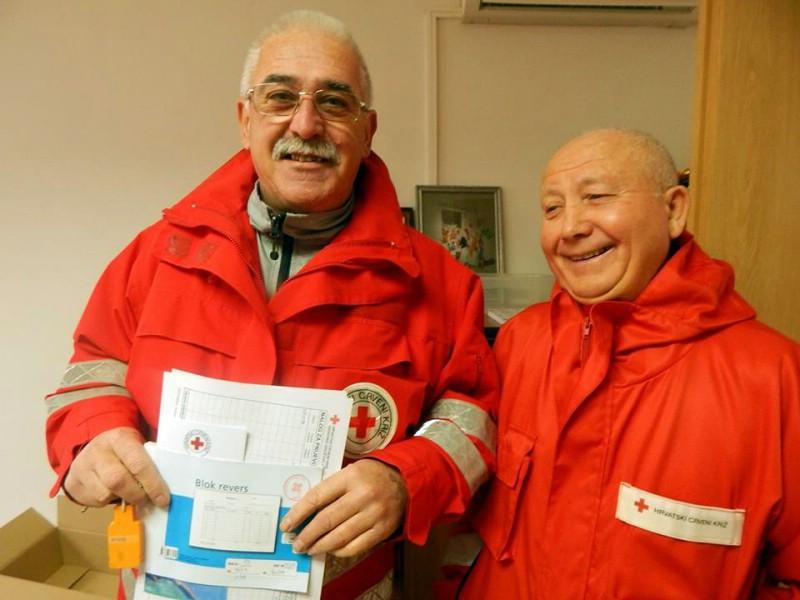 Crveni križ Labin će tijekom ove godine početi naplaćivati posudbu medicinskih pomagala