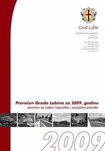 """Brošura """"Proračun u malom Grada Labina"""" (Dostupna za preuzimanje)"""