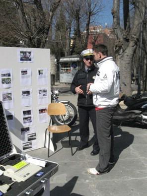 Policija, bikeri i građani zajedno se provozali i ulicama Labina
