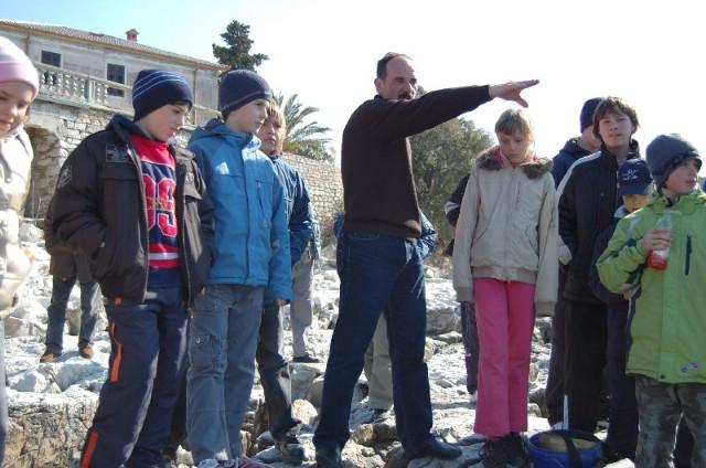 Koromačno: Uspješno održana Mala škola ribolova