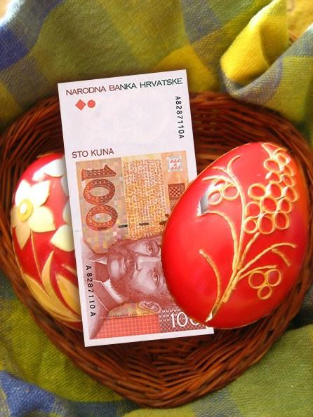 Blagdanski poklon-bonovi u Svetoj Nedelji