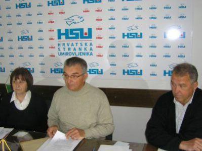 HSU na izbore u Labinu samostalno
