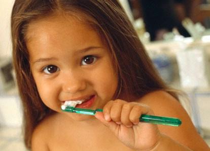 Zaštita zubi labinskih osnovnoškolaca